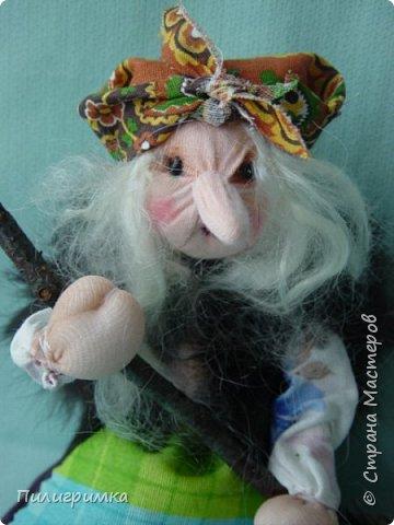 Баба-Яга и её Кукурямба. фото 6