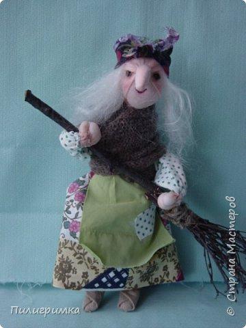 Баба-Яга и её Кукурямба. фото 8
