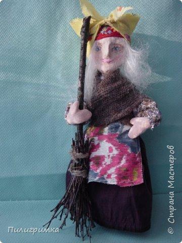 Баба-Яга и её Кукурямба. фото 2