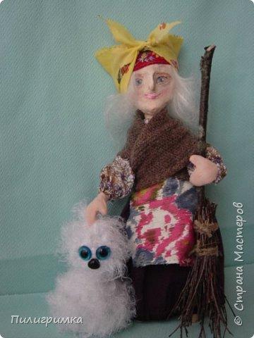 Баба-Яга и её Кукурямба. фото 1