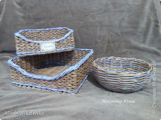 Плетеная корзинка для специй и пряных трав очень удобная и нужная вещица на кухне. Прочная, легкая, удобная и довольно вместительная корзинка для кухни поможет держать в порядке пакетики со специями и пряными травами. фото 12