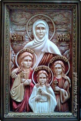 ВераНадеждаЛюбовь и мать их Софья