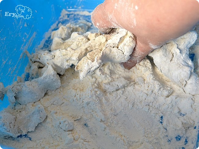 Друзья! Представляю вашему вниманию рецепт самозатвердевающей глины или паперклея. Кому эта тема близка, читаем МК ;) фото 13