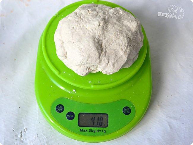Друзья! Представляю вашему вниманию рецепт самозатвердевающей глины или паперклея. Кому эта тема близка, читаем МК ;) фото 20