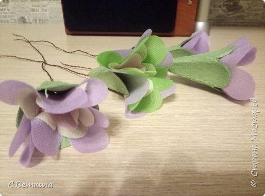Нежный букет цветов  фото 4