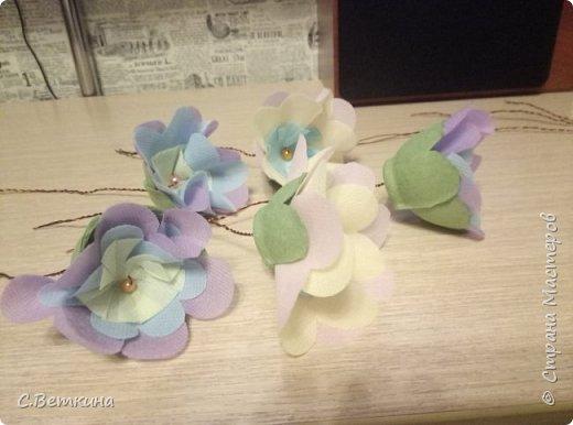 Нежный букет цветов  фото 3