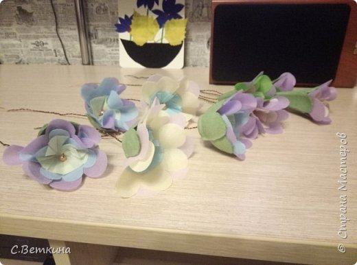 Нежный букет цветов  фото 5