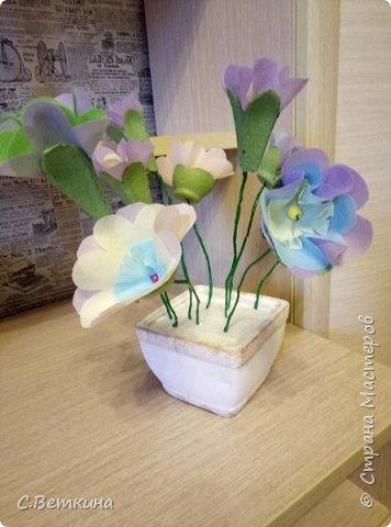 Нежный букет цветов  фото 6