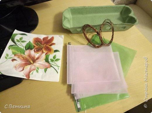 Нежный букет цветов  фото 2