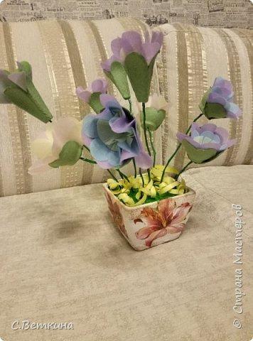 Нежный букет цветов  фото 8