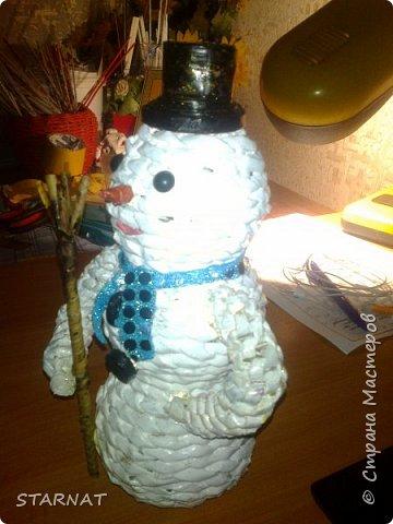 Снеговичок фото 3