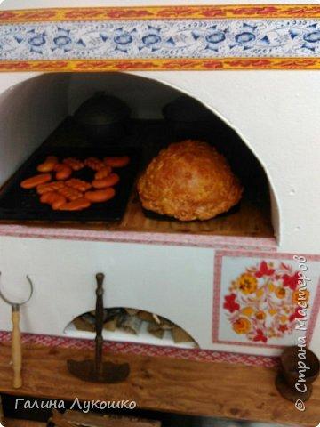 Каравай из соленого теста сделан для музея детского дома. фото 1