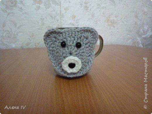 Кружка Тедди для горячего шоколада