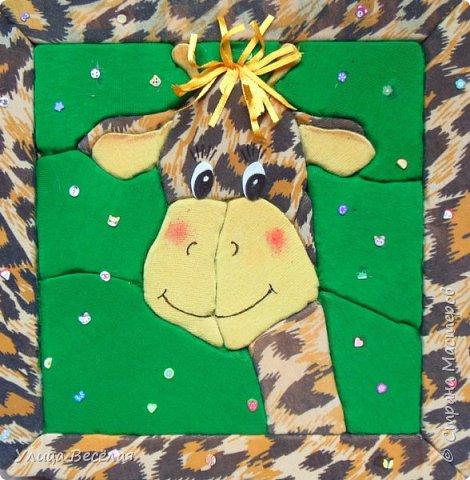 Этот забавный жираф станет подарком. фото 1