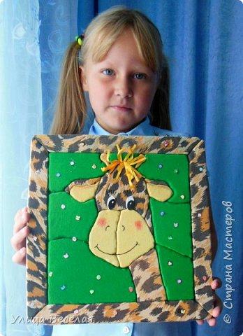Этот забавный жираф станет подарком. фото 5