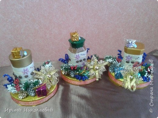 Подарочные сувениры фото 1