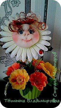 Добрый день, жители СМ! Выношу на на ваше обозрение цветочки. Вдохновилась работами Марии Лариной-  https://stranamasterov.ru/user/256371 фото 1