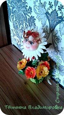 Добрый день, жители СМ! Выношу на на ваше обозрение цветочки. Вдохновилась работами Марии Лариной-  https://stranamasterov.ru/user/256371 фото 2