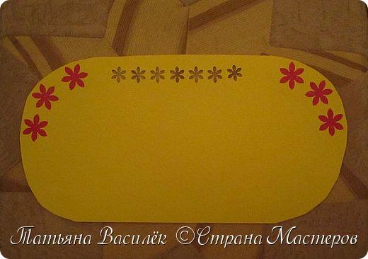 Вот такая Мадам Кабачкова получилась у нас с дочкой:) Поделка сделана на выставку к Празднику Осени. фото 3