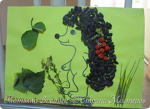 Вот такая Мадам Кабачкова получилась у нас с дочкой:) Поделка сделана на выставку к Празднику Осени. фото 26