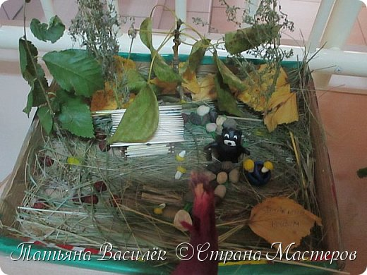 Вот такая Мадам Кабачкова получилась у нас с дочкой:) Поделка сделана на выставку к Празднику Осени. фото 28