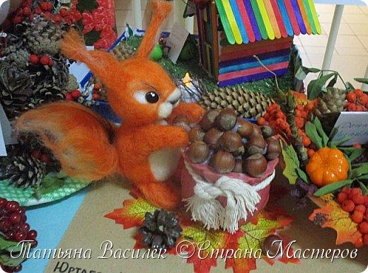 Вот такая Мадам Кабачкова получилась у нас с дочкой:) Поделка сделана на выставку к Празднику Осени. фото 29