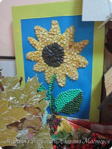 Вот такая Мадам Кабачкова получилась у нас с дочкой:) Поделка сделана на выставку к Празднику Осени. фото 56