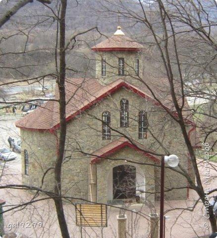 Архыз летний. Лик Христа. Водопад Казачий и его окрестности. фото 2