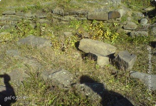 Архыз летний. Нижне-Архызское городище. фото 6