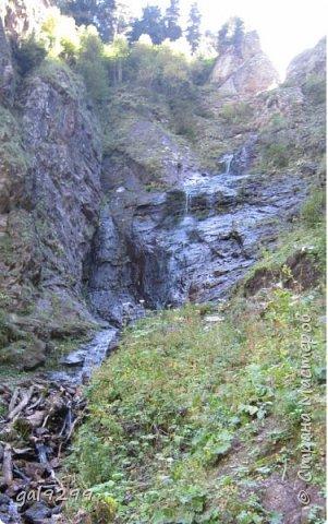 Архыз летний. Лик Христа. Водопад Казачий и его окрестности. фото 11