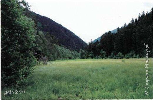 Архыз летний. Лик Христа. Водопад Казачий и его окрестности. фото 14