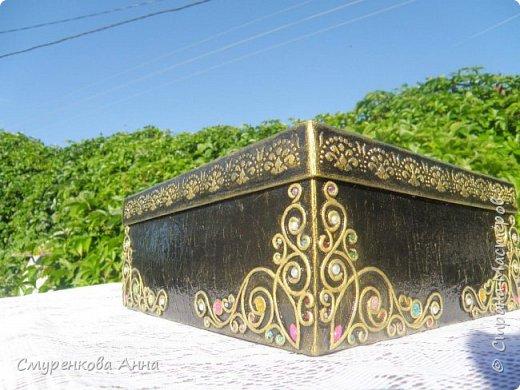Коробочка для мелочей))) фото 3