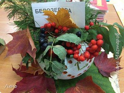 Осенние поделки  фото 15