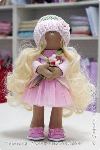 Весенняя куколка Марта фото 1