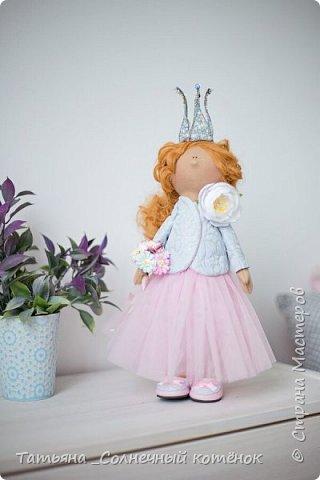 Весенняя куколка Марта фото 3