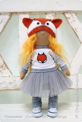 Весенняя куколка Марта фото 11