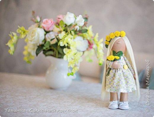 Весенняя куколка Марта фото 13
