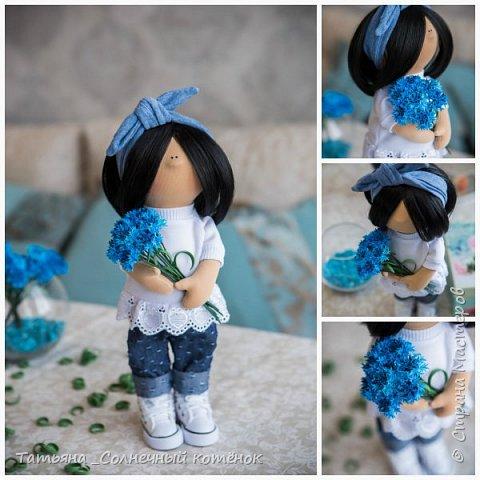 Весенняя куколка Марта фото 14