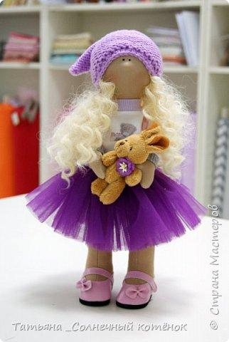 Весенняя куколка Марта фото 15
