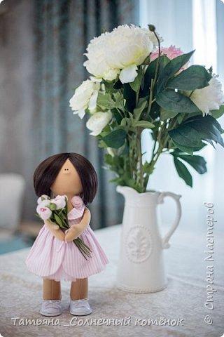 Весенняя куколка Марта фото 8