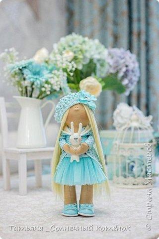 Весенняя куколка Марта фото 10