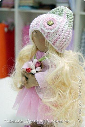 Весенняя куколка Марта фото 2