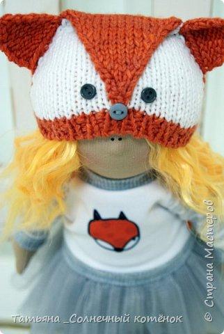 Весенняя куколка Марта фото 12