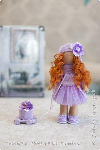 Весенняя куколка Марта фото 17