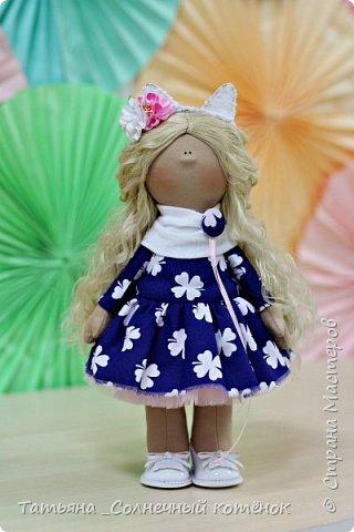 Весенняя куколка Марта фото 5