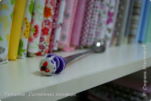 """Вкусные"" ложечки со сладким декором фото 5"