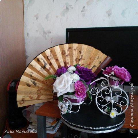 Композиция от цветя фото 1