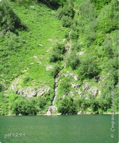 Домбай. Озеро Туманлыкель.  фото 10
