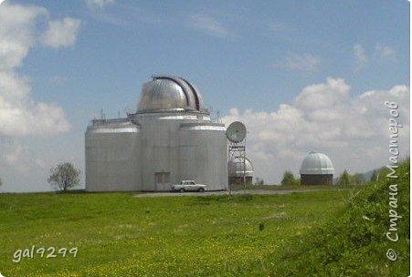 Архыз летний. Специальная астрофизическая обсерватория. фото 4