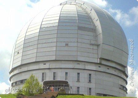 Архыз летний. Специальная астрофизическая обсерватория. фото 2